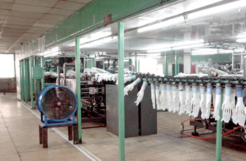 永兴工厂-生产线